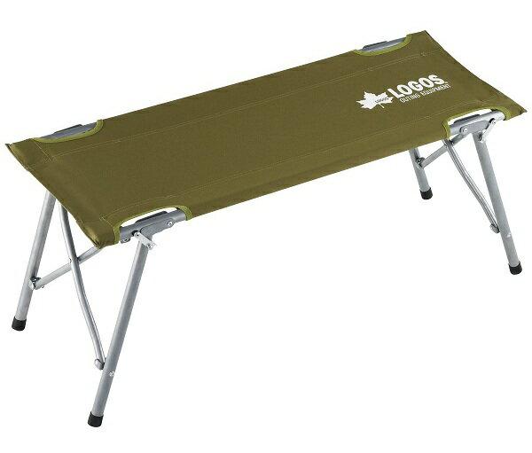 LOGOS 日本   雙人長凳-橄綠   秀山莊(LG73176001)