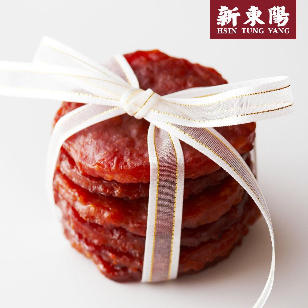 【新東陽】雪花金錢豬肉乾200g