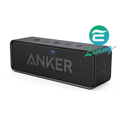 【代購】Anker SoundCore 可攜式藍芽喇叭 黑色 #A3102011