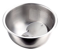 日本MARUEFU 藤井器物製作所 3way不鏽鋼排水碗 / 濾水盆 / 4537982001177。1色-日本必買  / 日本樂天代購(2234*0.4) /  件件含運 0