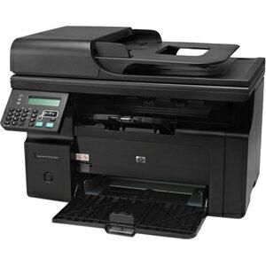 HP LaserJet M1212nf Multifunction Monochrome Laser Printer 3