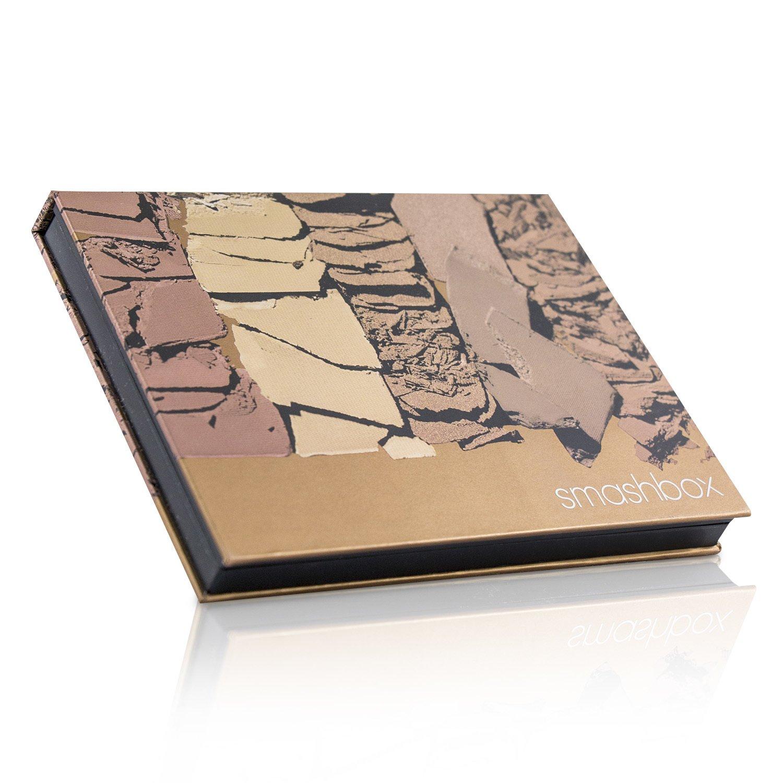 Smashbox - 修容腮紅盤The Cali Contour Shape/ Bronze/ Glow Palette