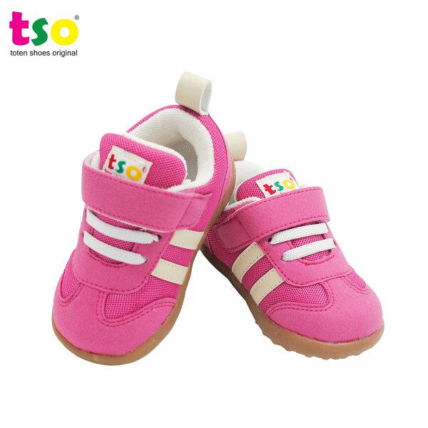 pregshop孕味小舖《台灣TSO》粉色棉布軟球鞋