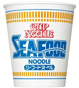 【NISSIN日清】海鮮即食杯麵(75g)
