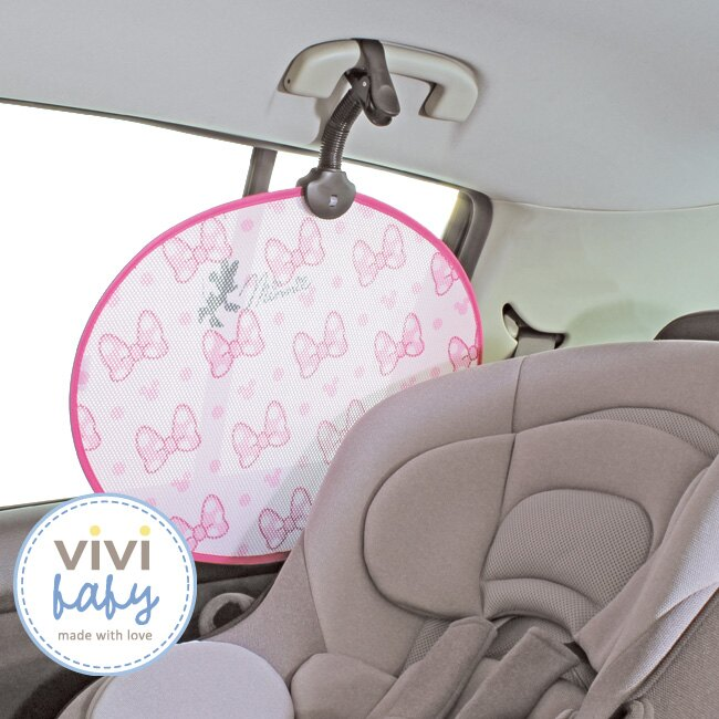 ViViBaby - Disney迪士尼米妮UV太陽擋板 1