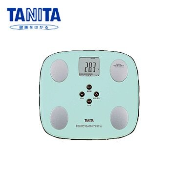 TANITA體組成計BC752(薄荷綠),加贈飛利浦Mini時尚吹風機 HP8110及TANITA皮捲尺