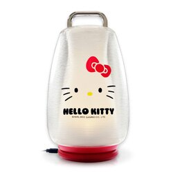 【迪特軍3C】日本三麗鷗 Hello Kitty KT-LED05 LED可充電式攜帶型照明燈 小夜燈 (CKT-LED05)