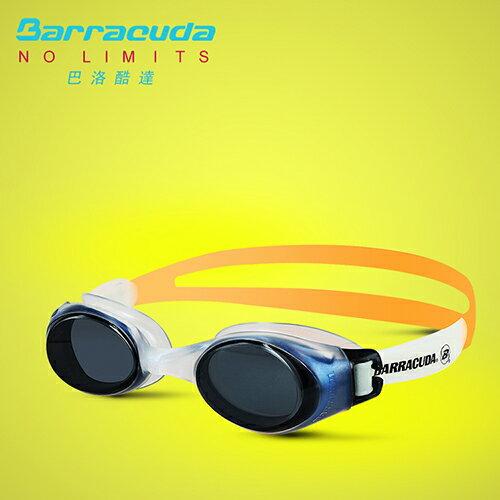 美國巴洛酷達Barracuda青少年運動型抗UV防霧泳鏡-SUBMERGE JR#12955 3