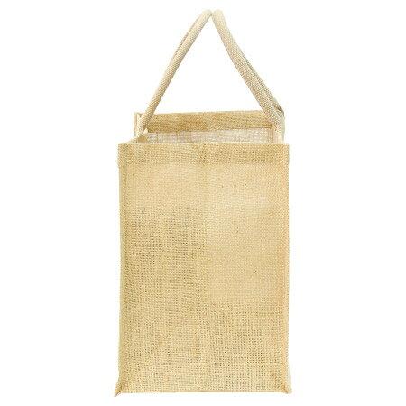 環保購物袋 蝶古巴特最佳選擇 麻製購物袋 TW15 NITORI宜得利家居 6