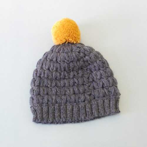 兒童保暖毛帽