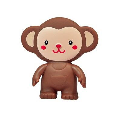 日本【ToyRoyal樂雅】軟膠玩具-小猴(1037)