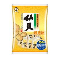 旺旺仙貝米果經濟包350g【愛買】 0
