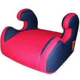 SUPER NANNY 超級奶媽~兒童汽車安全座椅 增高座墊  安全汽座輔助墊 ^(橘黑