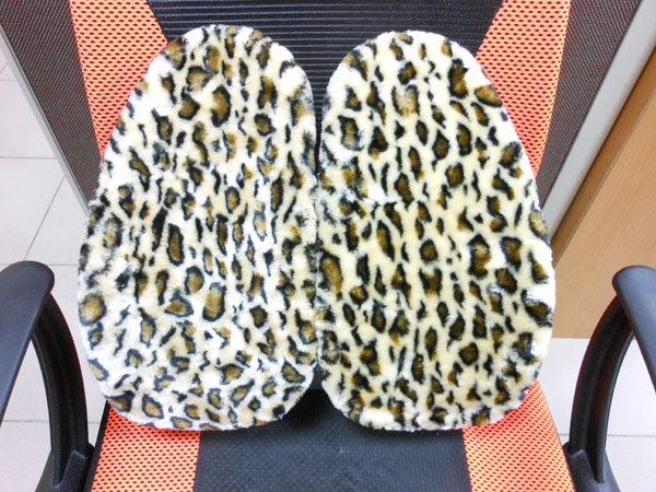 歐速利護你腰3D舒壓靠墊〈 布套1對〉~汽車辦公兩用腰椎支撐墊 護腰墊 靠腰墊 腰部支撐墊