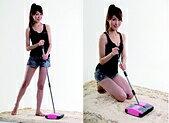 地毯更好用-魔特萊 無動力 環保 吸塵器-台灣製-無塵族 紅色限定款 經濟日報 報導-銀牌獎