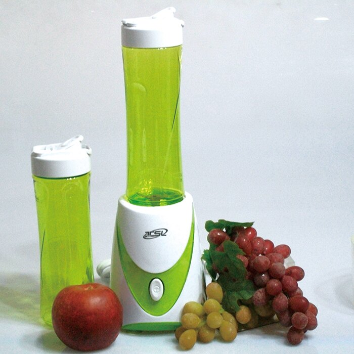 《新潮流》新潮流隨行杯果汁機TSL-133/榨汁機/隨身杯(一機雙杯超值組)+贈冰涼感毛巾*1條(顏色隨機)
