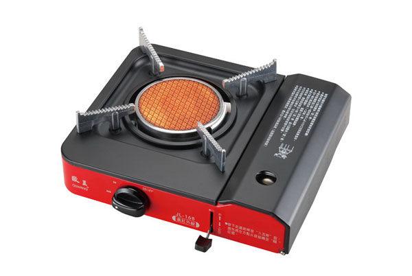 歐王卡式休閒爐 JL-168可拆式 卡式爐 休閒爐 台灣製 合格安全爐 好清理(彩盒裝)