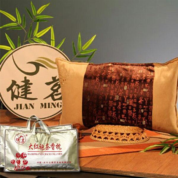 《chunbaiyi》健茗大紅袍古藝文化茶枕(1入)/茶葉枕/枕頭/武夷岩茶/靠枕/