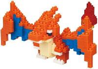 寶可夢玩偶與玩具推薦到《Nanoblock 迷你積木》NBPM-058Pokemon MEGA噴火龍 東喬精品百貨就在東喬精品百貨商城推薦寶可夢玩偶與玩具