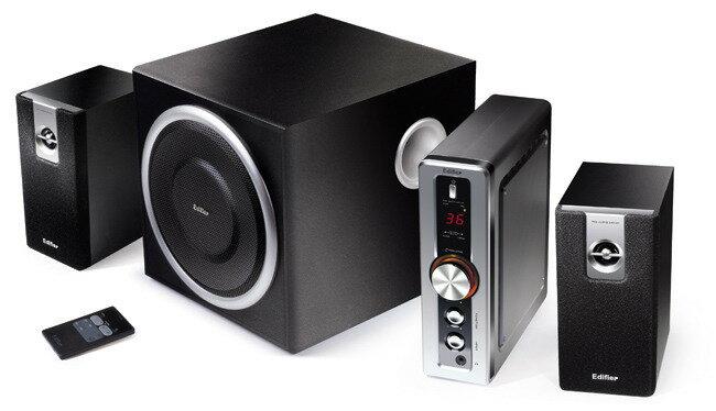 Edifier C2 三件式多媒體喇叭