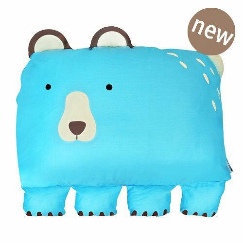 美國 Milo & Gabby 動物好朋友-大枕頭套--Peyton北極熊