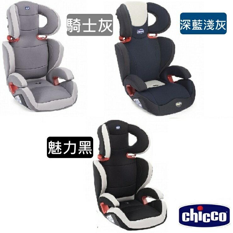 Chicco - Key 2-3 安全汽車座椅/ 汽座 (灰/黑/藍/紅)