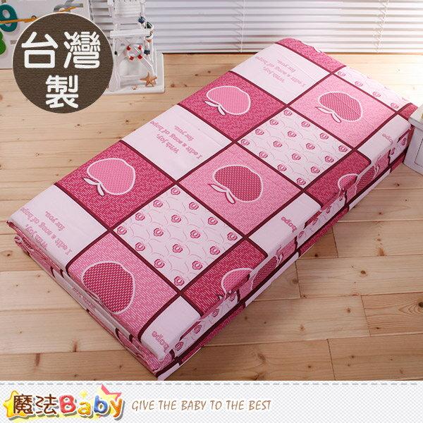 台灣製單人3x6尺4折透氣床墊 魔法Baby~u2109