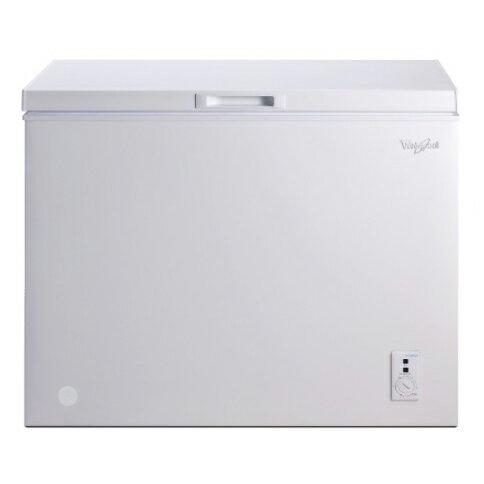 Whirlpool 惠而浦 WCF255W1 臥式直冷冰櫃 255L (白)