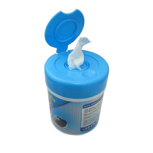 強力去汙-抽取式清潔擦拭巾(100抽)