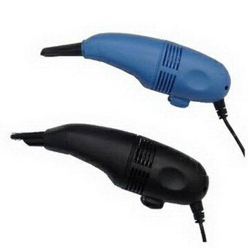 多吸多健康 USB迷你吸塵器^(一組2入^)^(顏色 出貨^) ~  好康折扣