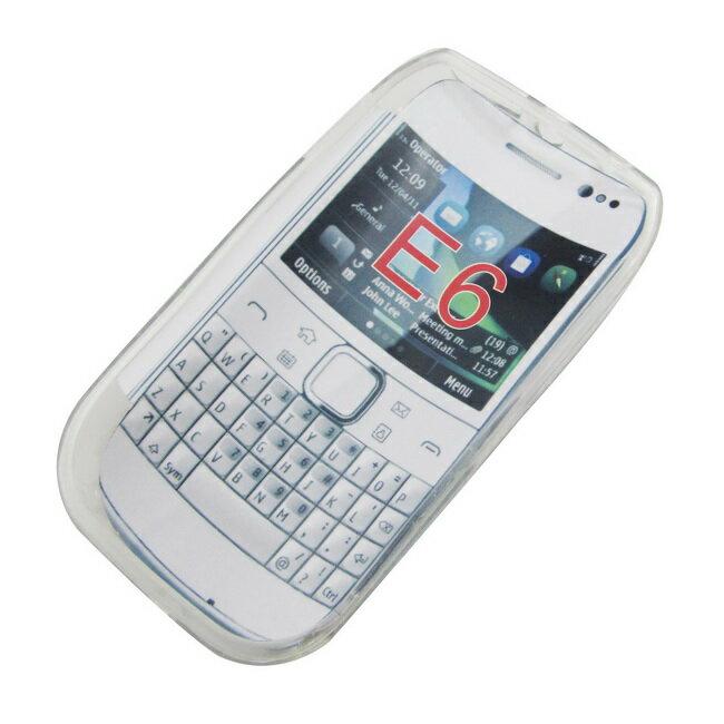 Nokia E6 手機保護清水套