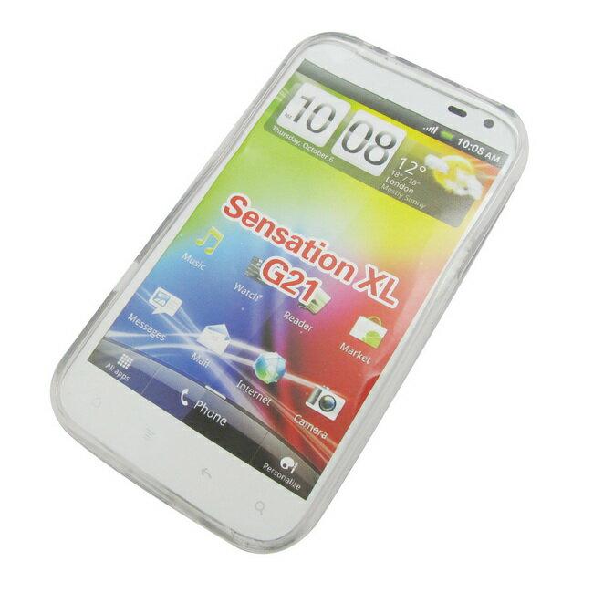 HTC Sensation XL G21手機保護清水套