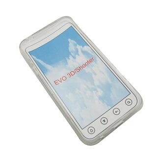 HTC EVO 3D/Shooter 手機保護清水套