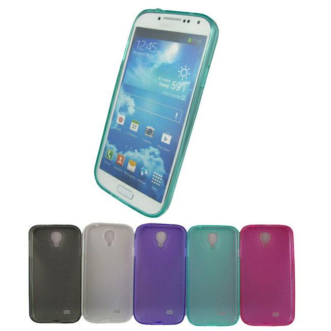 Q8晶瑩款Samsung Galaxy S4(i9500) 手機果凍套