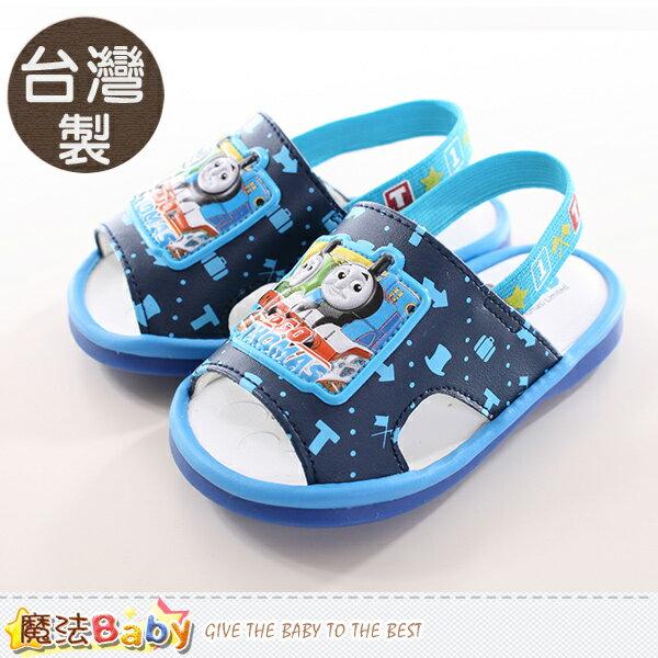寶寶鞋 台灣製湯瑪士小火車正版幼兒嗶嗶鞋 魔法Baby~sh9751