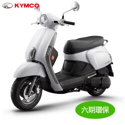 【KYMCO光陽】NEW MANY 125碟煞 (2018年新車) SE24CA(可申退貨物稅4000汰舊換新)