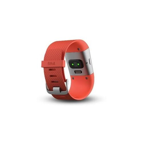 Fitbit Surge Heart Rate Activity Tracker GPS Super Watch Tangerine Large 1