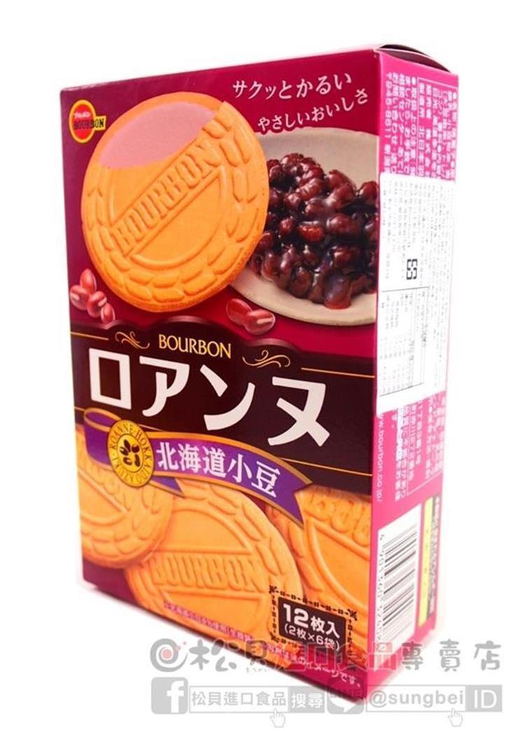 《松貝》北日本紅豆法蘭酥85g【4901360324088】