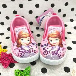 【巷子屋】蘇菲亞小公主-童款運動休閒鞋 [67703] 粉 MIT台灣製造 超值價$200