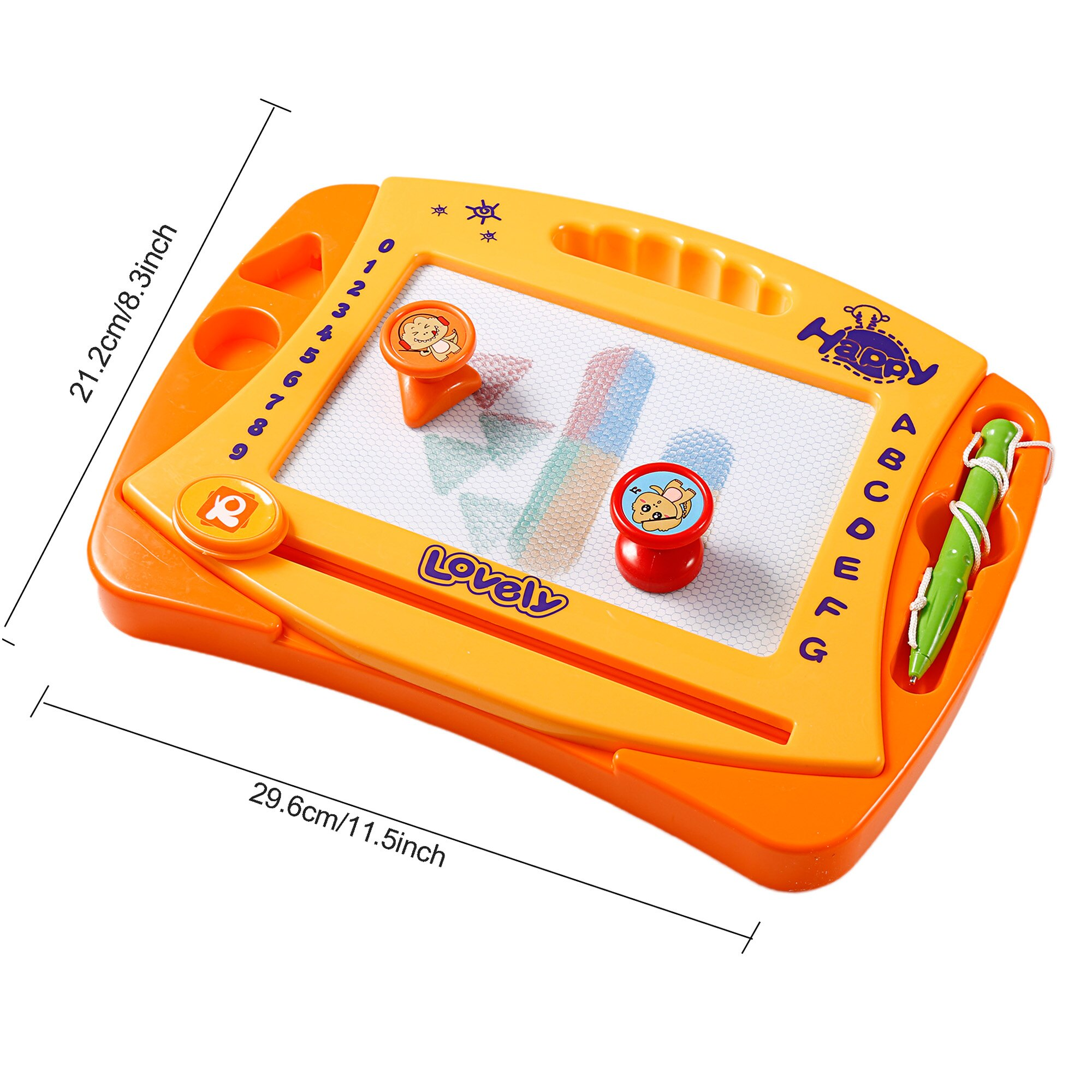 Children Magnetic Doodle Board Pro Doodle Sketch Drawing Board 1