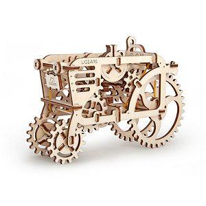 Ugears 自我推進模型 (Tractor 拖拉機) 0