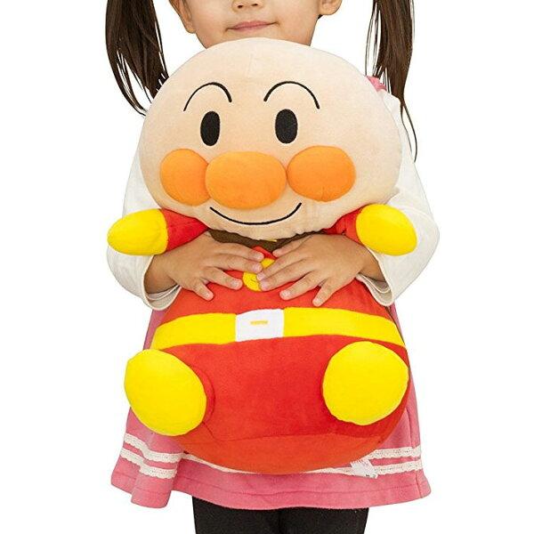 NOBA 不只是禮品:日本帶回麵包超人大型抱抱玩偶正版商品