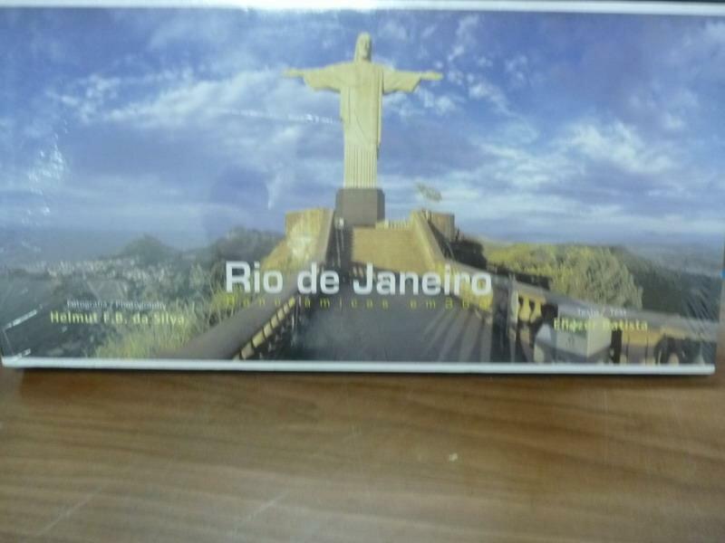 ~書寶 書T3/攝影_PCY~Rio de Janeiro~Panoramicas em