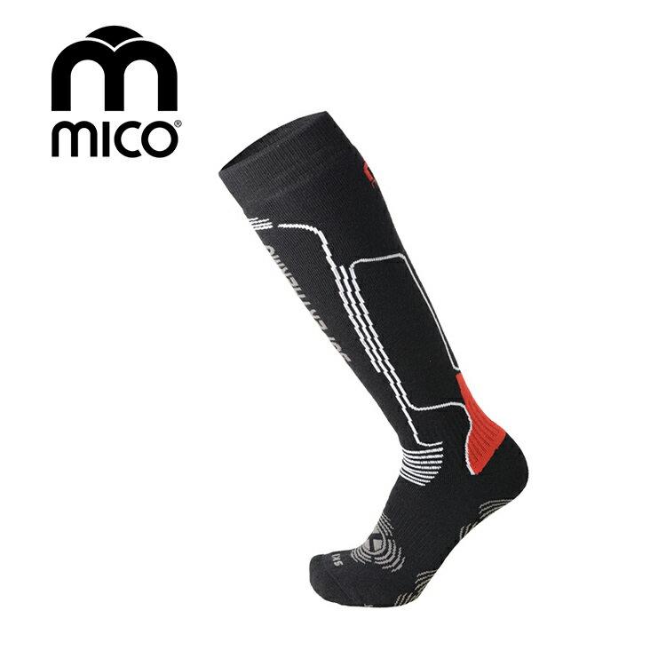mico  美麗諾羊毛滑雪襪CA0116    /  城市綠洲 3