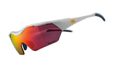 【【蘋果戶外】】720armourT948B2-25-HHitman-亞洲版亮白防爆偏光灰運動太陽眼鏡防風眼鏡偏光眼鏡太陽眼鏡寶麗來