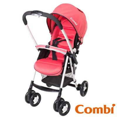 Combi 雙向嬰兒手推車(Urban Walker Lite MC 火象紅RD )