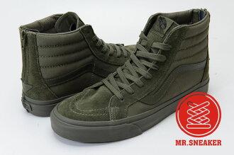 【整點特賣限時5折】☆Mr.Sneaker☆ VANS SK8 Vans Gold Mono Pack WTAPS Engineered Garments BMX 高筒 素色 男女段 軍綠