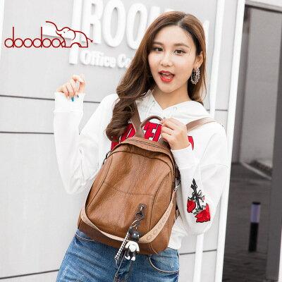 韓系女包雙肩包背包休閒簡約背包樂天時尚館。預購
