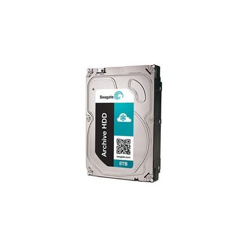 "Seagate Archive ST8000AS0002 8 TB 3.5"" Internal Hard Drive - SATA - 5900 - 128 MB Buffer 0"