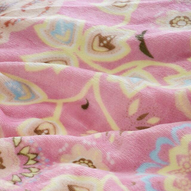 冬日自然蓄熱【瑪格麗特】厚版法蘭絨羊羔絨暖暖被(150×200cm)-絲薇諾 4
